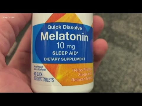 Does melatonin actually help with sleep?