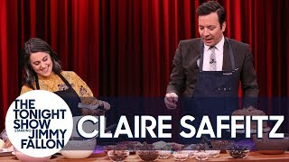 Download Bon Appétit'sClaire Saffitz Challenges Jimmy to a Layer Cake-Decorating Contest Mp3 and Videos