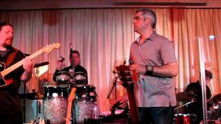 Taylor Hicks sings Rough God Goes Riding at Bull Run in Shirley MA on May 20, 2011
