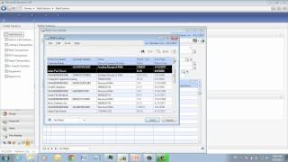 Microsoft Dynamics GP Field service (Returns Management)Transaction Part 2/2.wmv