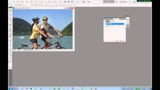 Видеоурок фотошоп - Как сделать фото черно белым