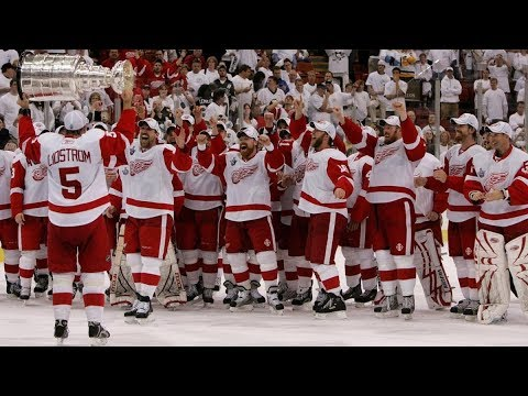 Revisiting the 2008 Detroit Red Wings