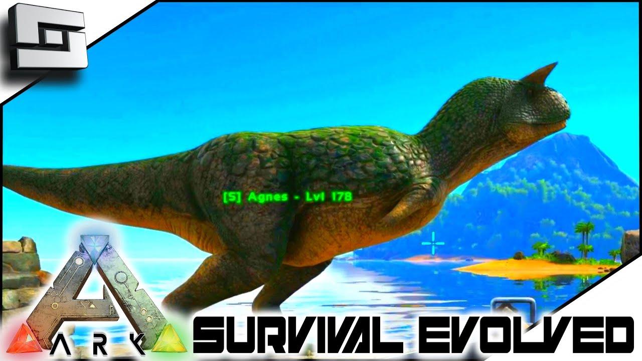 ARK: Survival Evolved   Platform Work   Series Z   EP 24 By Cristgaming