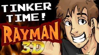 Rayman 3D - TINKER TIME!