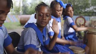 Flying Start: Child Resiliency Programme, Kingston