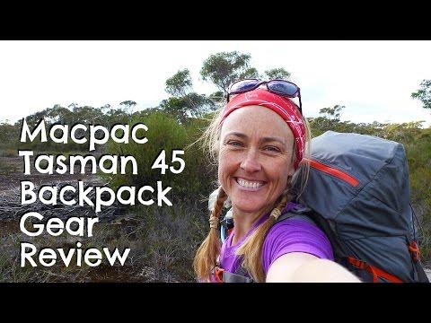 Macpac Tasman 45 - Gear Review