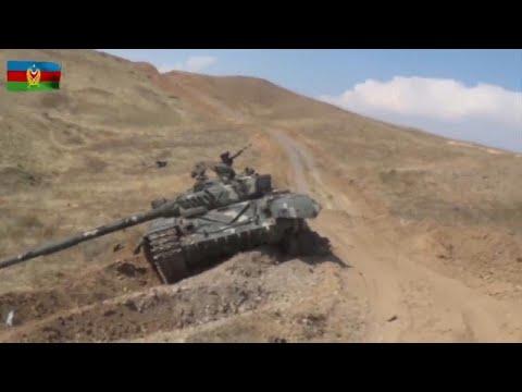 Нагорный Карабах: идут тяжёлые бои