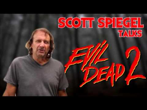 Scott Spiegel Evil Dead 2 Interview // Hail to the Chin Podcast