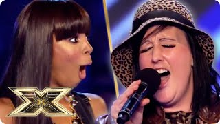 Sami Brookes surprises everyone with FLAWLESS audition! | The X Factor UK