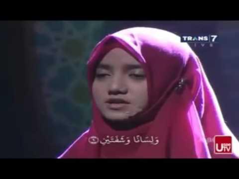 Murottal Wirda Mansur, QS Al Balad