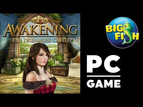 Awakening: The Dreamless Castle Gameplay Walkthrough Hidden Object NO COMMENTARY