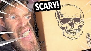 Very Scary Buying And Opening A Real Dark Web Mystery Box Cursed