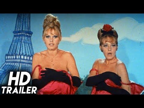 Viva Maria! (1965) ORIGINAL TRAILER [HD 1080p]