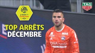 Top arrêts Ligue 1 Conforama - Décembre (saison 2019/2020)
