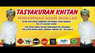 AjP Multimedia - Live Streaming OCM - Kp. Cangkrang, Dramaga, Bogor -Selasa, 18 juni 2019