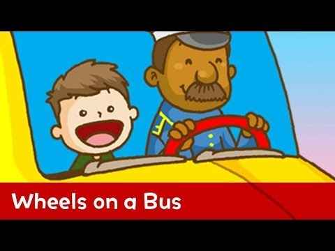 Sing Along: Wheels On The Bus