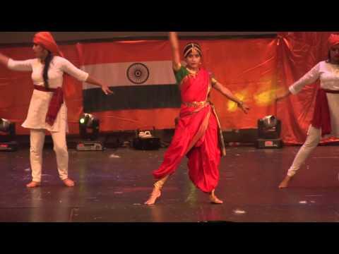 FIAQC 2014- Grand Finale (Jhansi Ki Rani)
