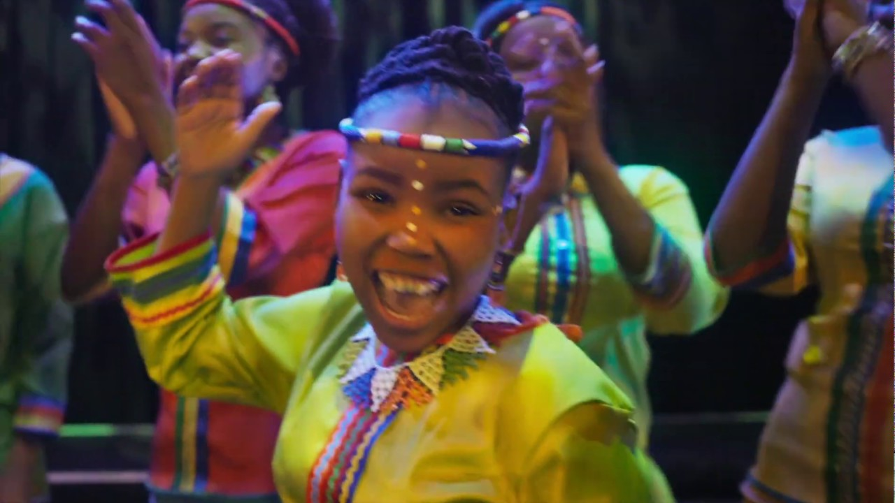 The head chorister of the Mzansi Youth Choir on performing with