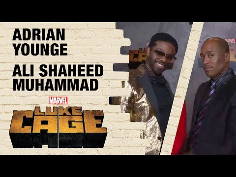 Adrian Younge & Ali Shaheed Muhammad Discuss the Music of Marvel's Luke Cage Season 2
