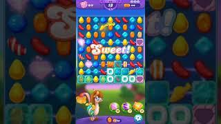 Candy Crush Friends Saga Level 813 NO BOOSTERS