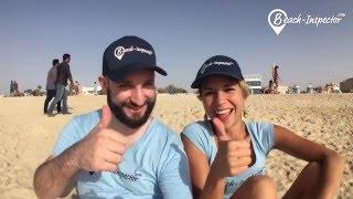 Strand Burj Al Arab Beach | Reisen nach Dubai
