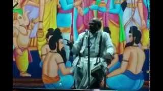 Part6 Sri Krishna Leelalu. Sri Garikipati Narasimha Rao gari pravachanam May 2015