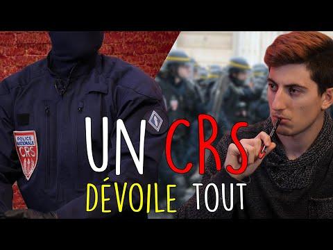 J'ai INTERVIEWÉ un CRS LANCEUR D'ALERTE !