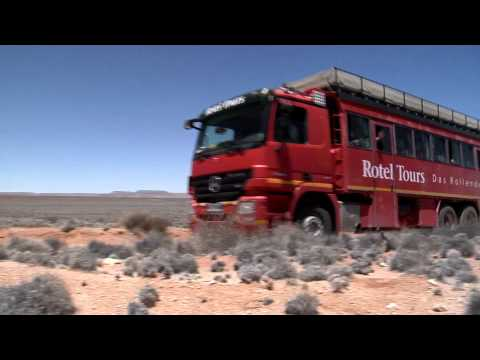 rotel tours gro e namibia rundreise youtube. Black Bedroom Furniture Sets. Home Design Ideas