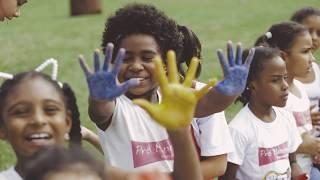 Pró Meninas: Campanha 18 de Maio - Dia Nacional de Combate ao Abuso e Exploração Sexual Infantil.