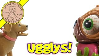 The Ugglys Pug Puppet - Your Gross Best Friend, Moose Toys