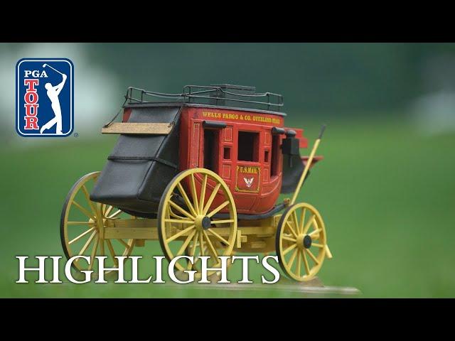 Highlights | Round 3 | Wells Fargo