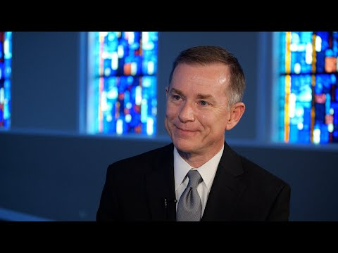 A Critical Intersection: SBC Presidential Candidate Mike Stone
