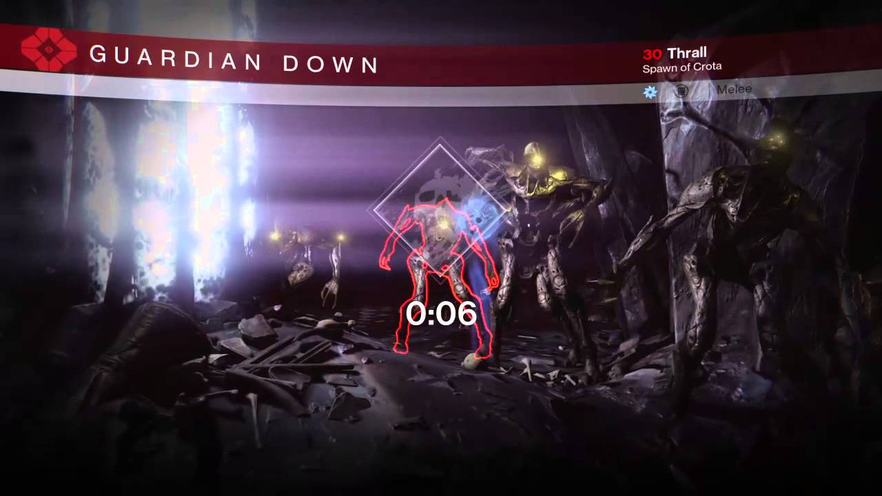 Destiny Dance Gif: Crotas End First Raid Chest!! Solo