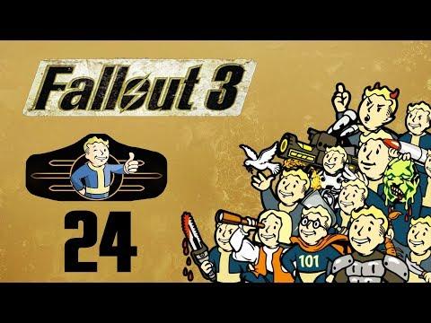 Fallout 3 Blind - 24 - Heh Foggy Bottom...Hah!