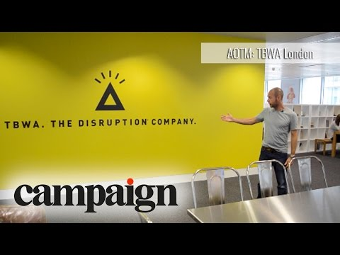 Agencies On The Move: TBWA London