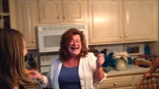 Bun in the Oven Surprise Pregnancy Announcement!