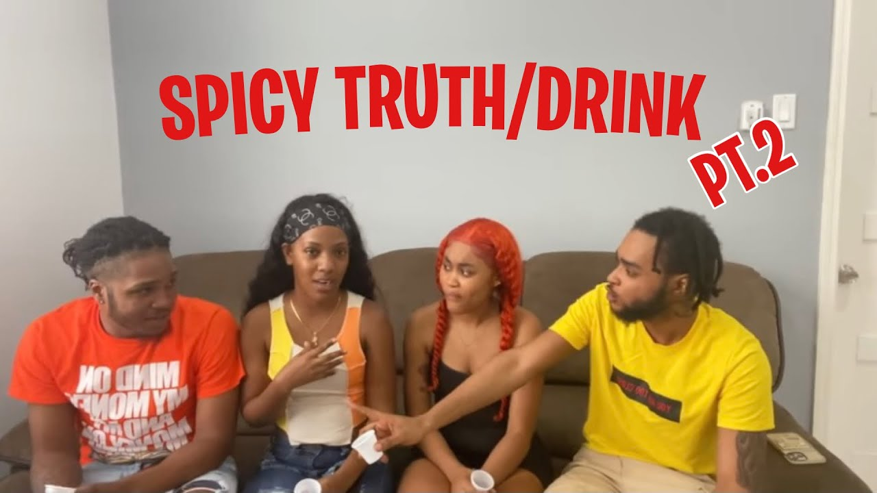 Download SPICY TRUTH OR DRINK FT @GIO AND KEN SHE WANTED HER EX BACK🤬 (PT.2)