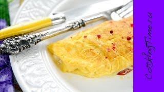 Омлет с авокадо, вялеными помидорами и сыром - как приготовить вкусный завтрак