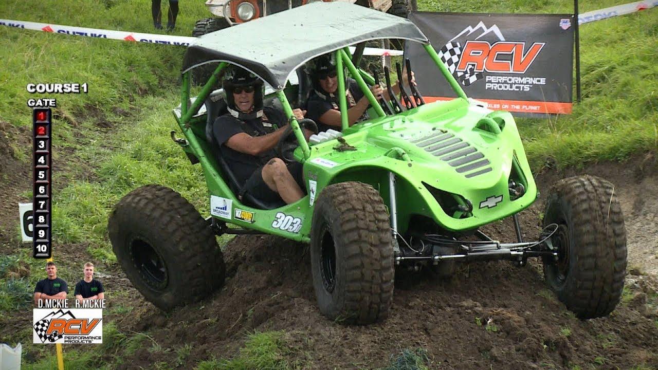 Suzuki Extreme 4x4 Challenge 2018 EP1 of 2.
