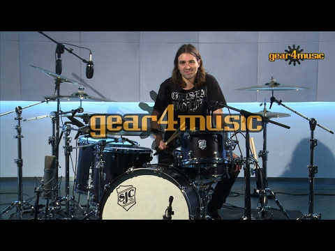 Evans Drum Heads with Jay Weinberg