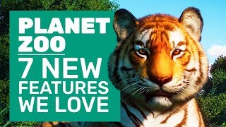 Animal Escapes, Poop Problems And 7 More Planet Zoo Features You'll Love