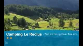Camping Le Reclus : Un camping à la montagne pour les vacances