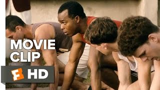 Race Movie CLIP - I See It Coach (2016) - Stephan James, Jason Sudeikis Movie HD