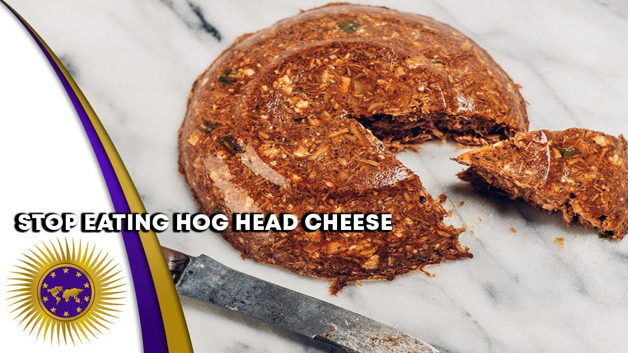 The DISGUSTING Truth About Hog Head Cheese