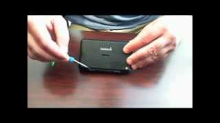 changing or how to change a garmin nuvi 760 765t battery