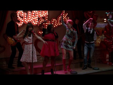 Glee  Love Shack Full performance 3x13