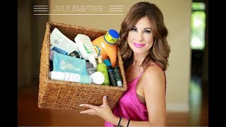 JULY EMPTIES | Products I've Used Up