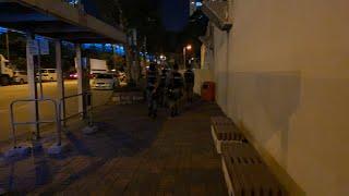 林匡正現場直播0222麗晶人站起來抗肺炎大遊行