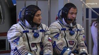 Что делать в случае разгерметизации МКС, космонавты учатся ещё на Земле
