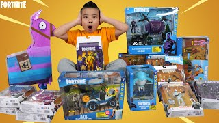 BIGGEST Fortnite Toys Loot Ever CKN Toys